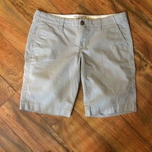Old Navy percent Bermuda shorts